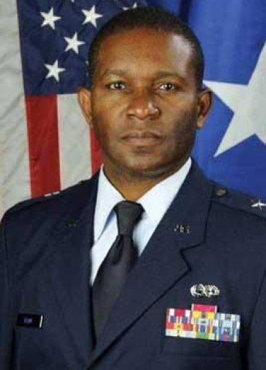 Brig. Gen. Calvin H. Elam