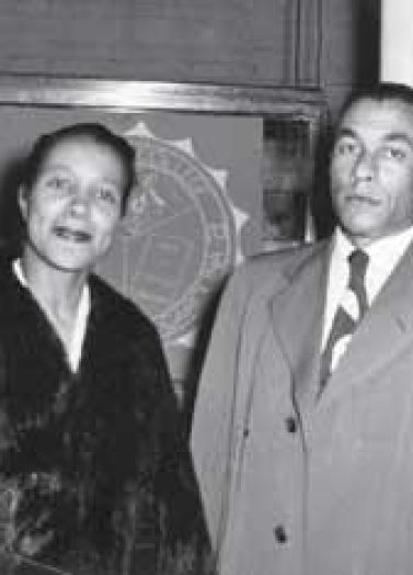 Harry Rutherford, PhD and Evaretta Rutherford, PhD