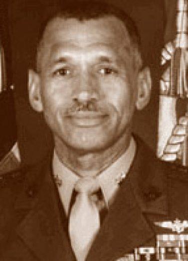 Maj. Gen. Charles Bolden