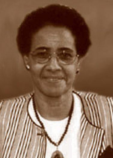 Maj. Gen. Irene Trowell-Harris