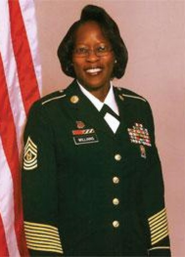 CSM Gail M. Williams