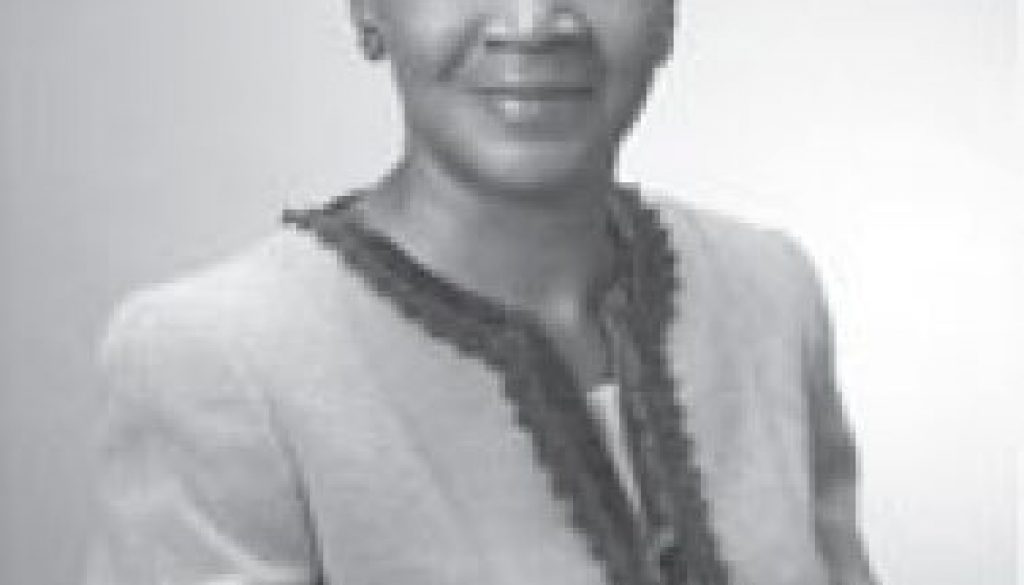 Ann Pringle Washington