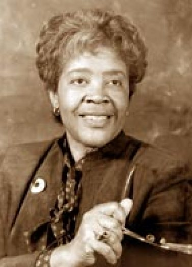 SC Rep. Lucille Simmons Whipper