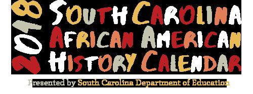 South Carolina African American History Calendar