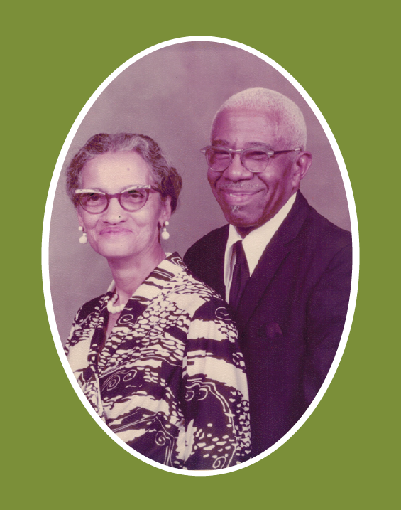 Ethel and Maxie Gordon