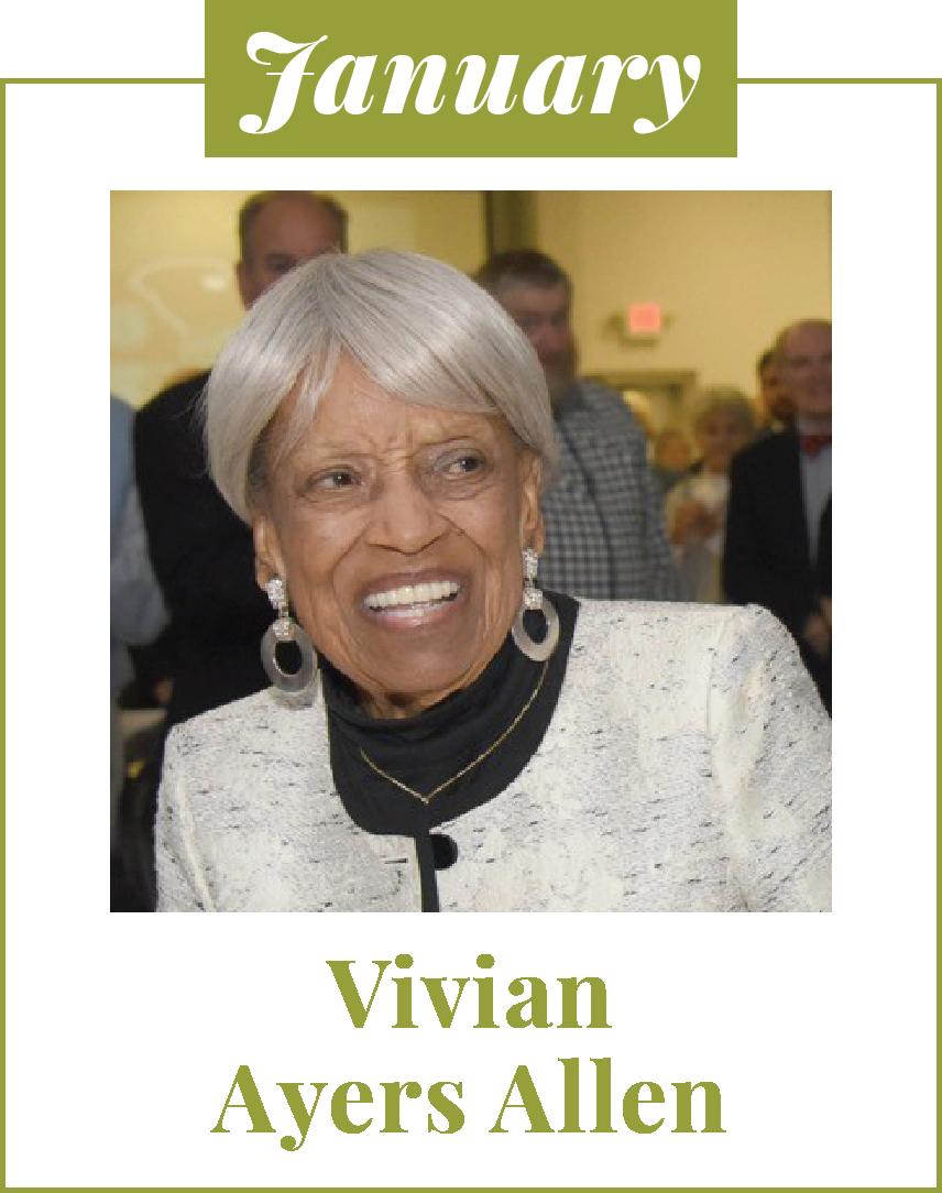Vivian Ayers Allen