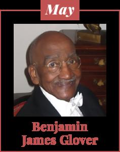 Benjamin James Glover