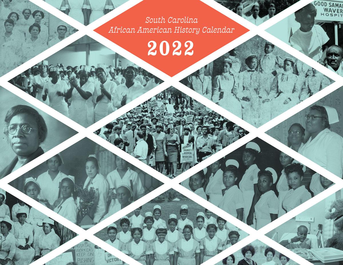 2022 South Carolina African American History Calendar